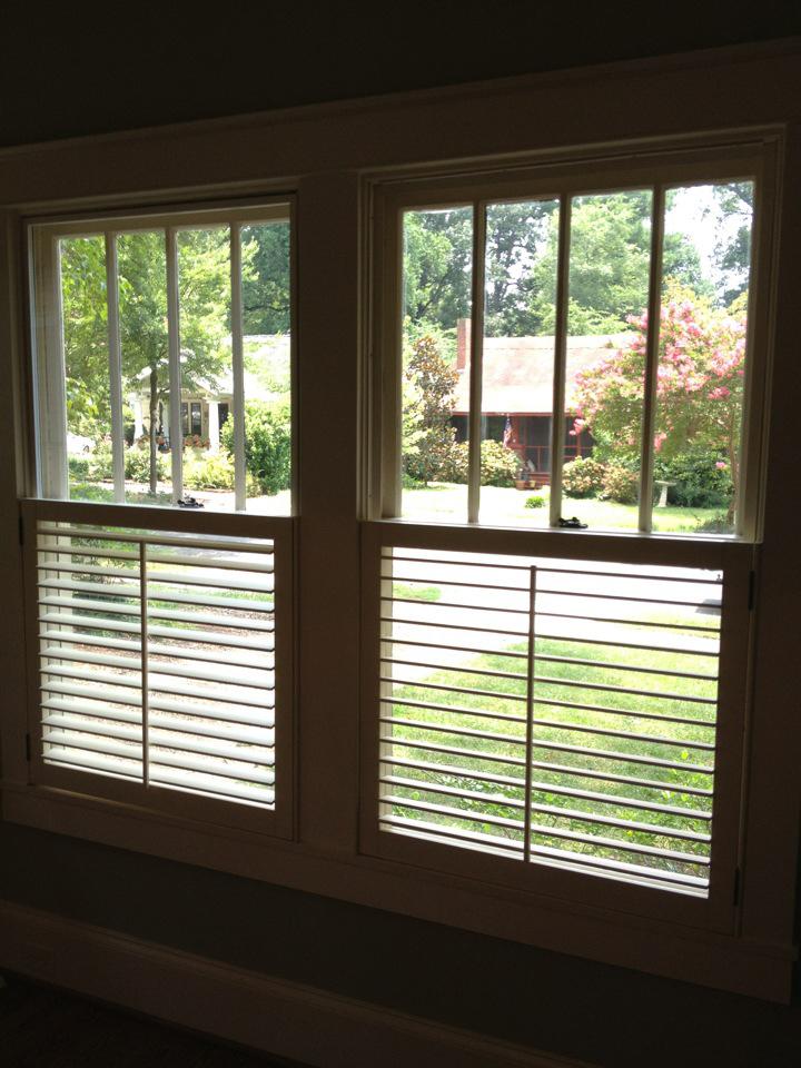 Residential Window Retrofit Storm Window Thermal Insert