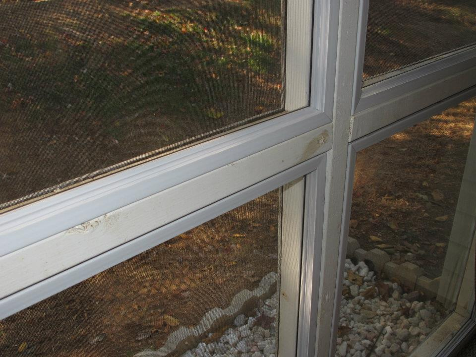 Screened Porch Storm Window Thermal Window Insert