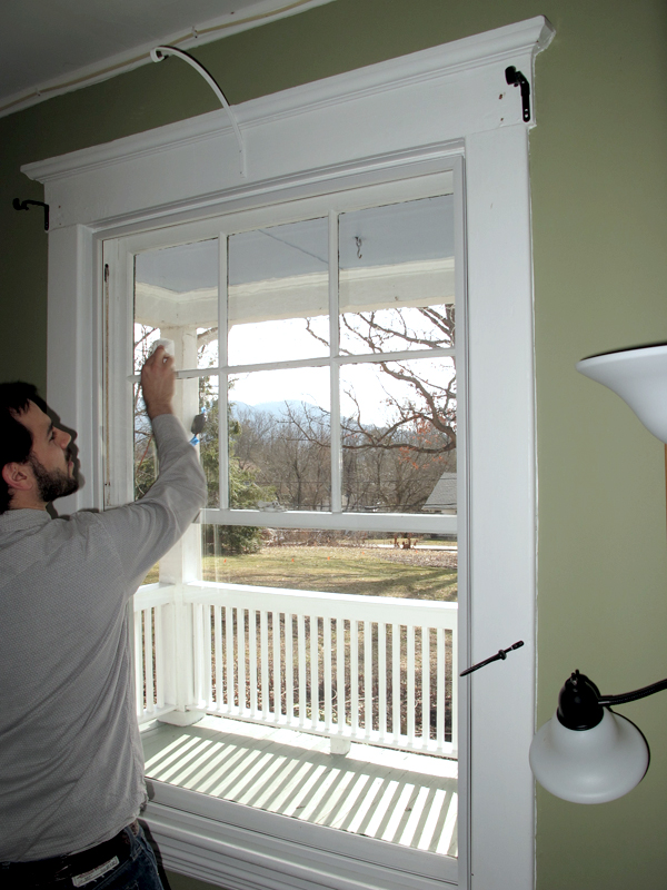 Climate Seal Training Storm Window Thermal Window Insert