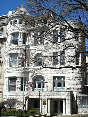 embassy of Swaziland in Washington dc