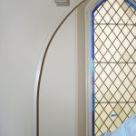 st paul church window arch