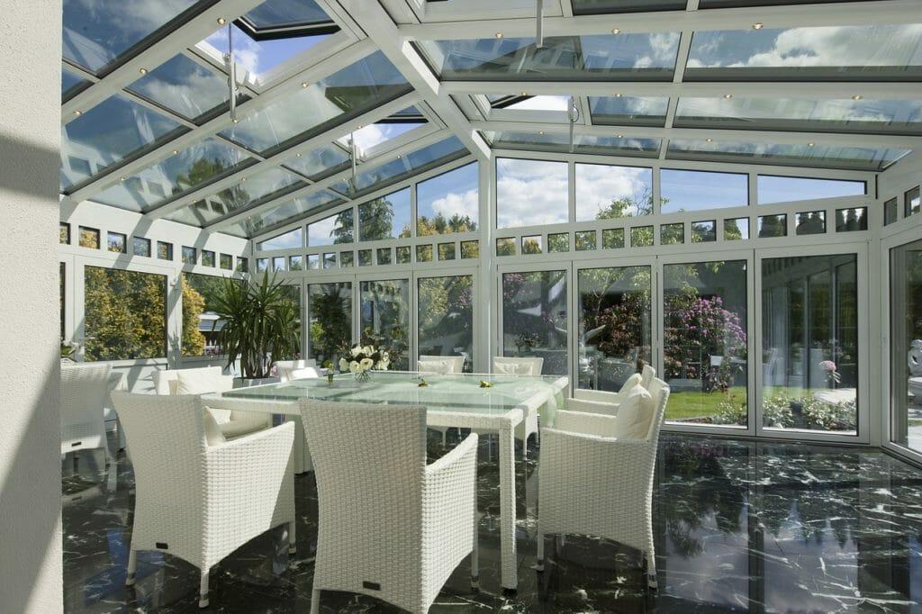 glass room insulation