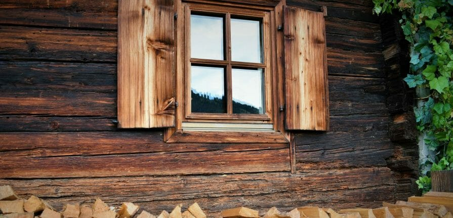 how to fix old wooden windows